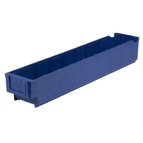 Zásuvné boxy PP 8,2 x 9,4 x 50 cm