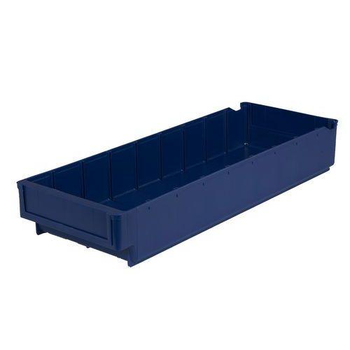 Zásuvné boxy PP 8,2 x 18,8 x 50 cm