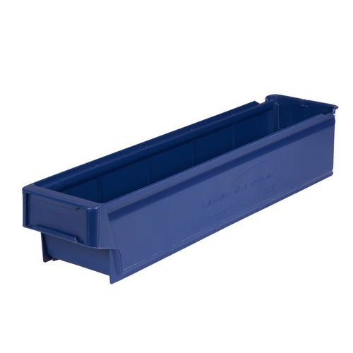 Zásuvné boxy PP 10 x 11,5 x 50 cm