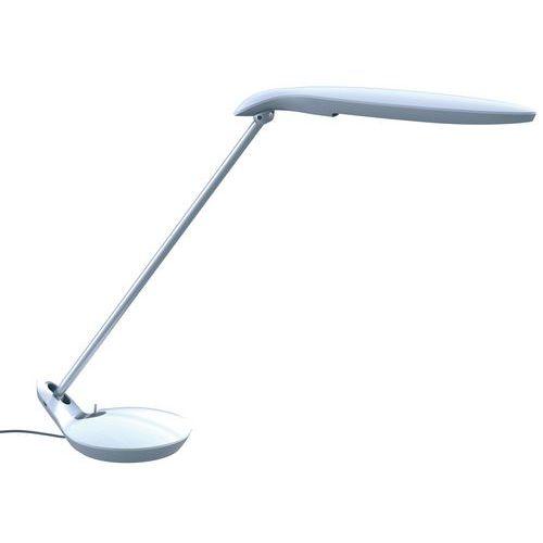 Kancelářská stolní lampa Poppins 2, 11 W, bílá