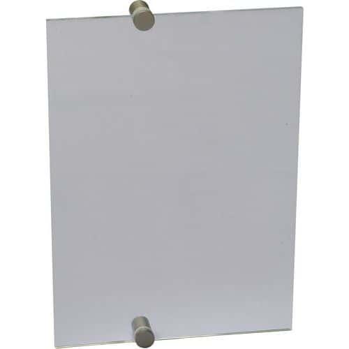 Informační dveřní tabulky Crystal Sign