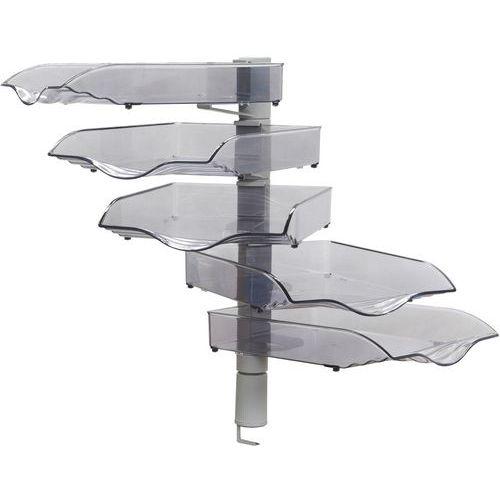 Odkládací přihrádková věž, 5 přihrádek