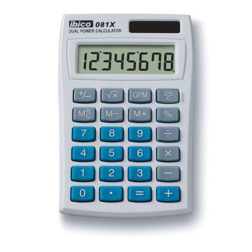 Kalkulačka IBICO 081X