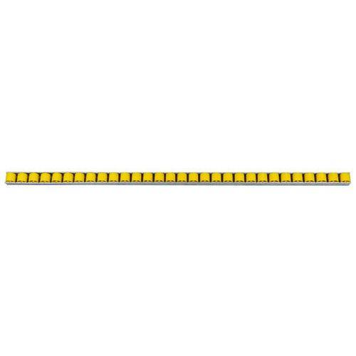 Kladičková lišta, plast, šířka 35 mm, rozteč 33 mm