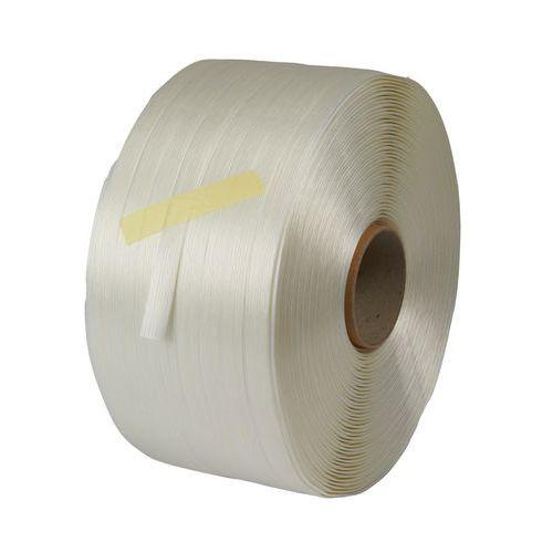 Vázací páska PES netkaná, 16 mm, tloušťka 0,6 mm