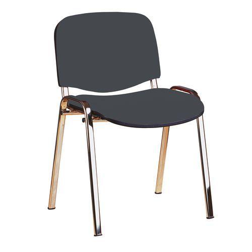 Konferenční židle ISO Chrom, antracit