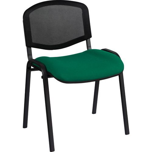 Konferenční židle ISO Mesh, zelená