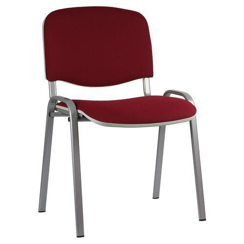 Konferenční židle Elena, červená