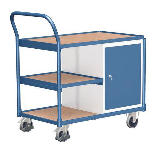 Dílenský vozík, 98 x 112,5 x 62,4 cm - Prodloužená záruka na 10 let