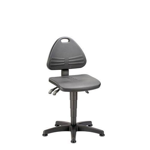 Pracovní židle TOP s kluzáky