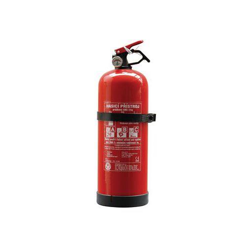 Práškový hasicí přístroj do auta, 2 kg (13A, 89B, C), CZ etiketa