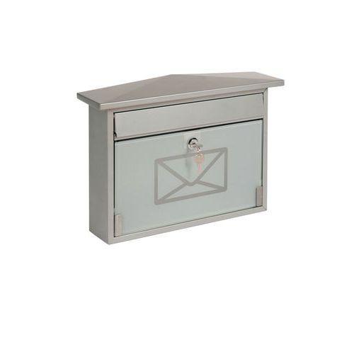 Kovová poštovní schránka Beryl