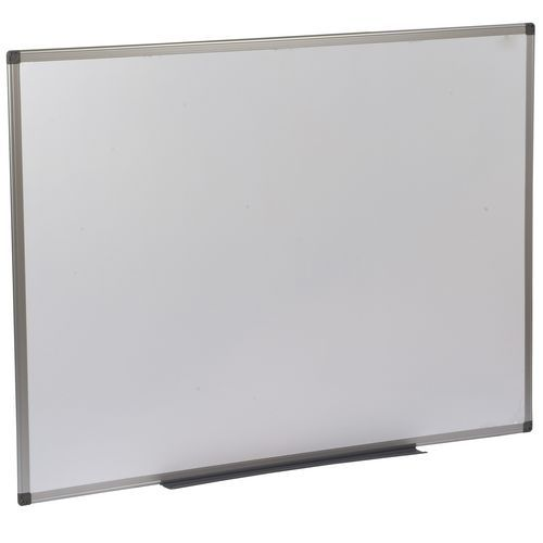 Bílá magnetická tabule Basic, 120 x 90 cm