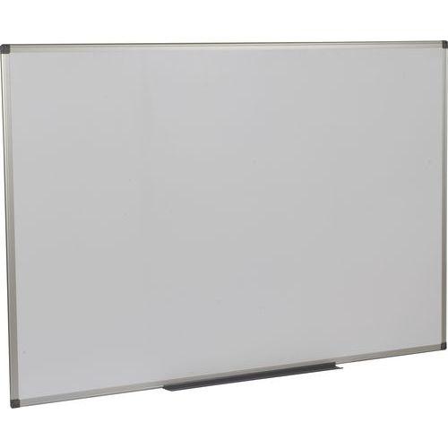 Bílá magnetická tabule Basic, 150 x 100 cm