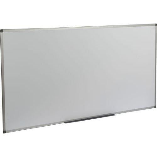 Bílá magnetická tabule Basic, 180 x 90 cm