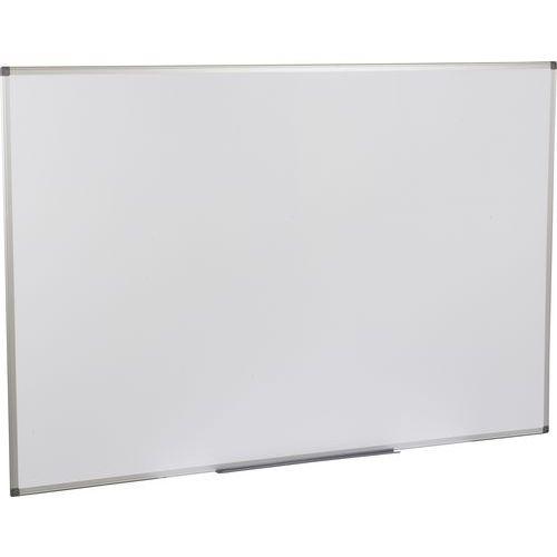 Bílá magnetická tabule Basic, 180 x 120 cm