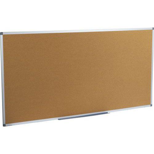 Korková nástěnka Basic, 180 x 90 cm
