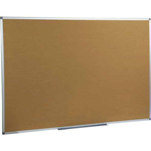 Korková nástěnka Basic, 180 x 120 cm