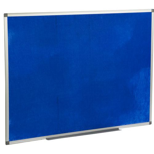 Textilní nástěnka Economic, 120 x 90 cm