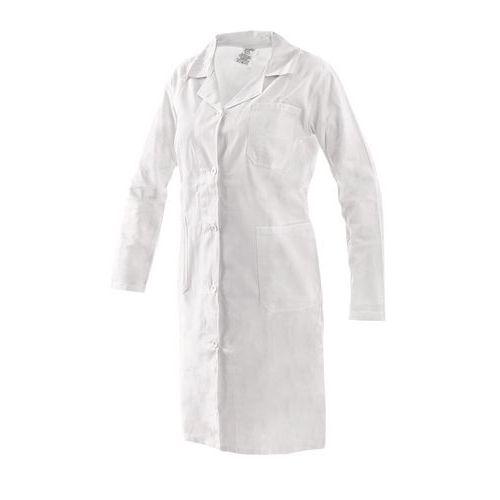Dámský bílý plášť