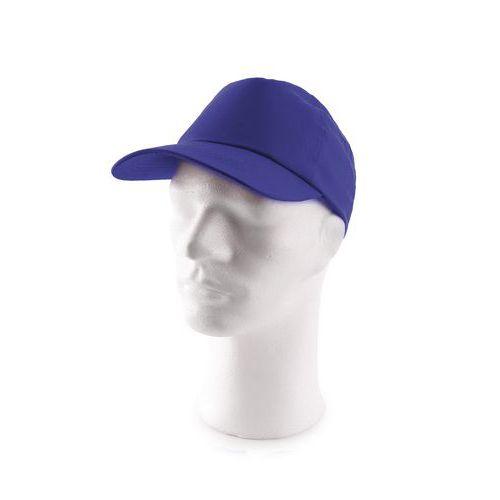 PHIL Čepice s kšiltem světle modrá