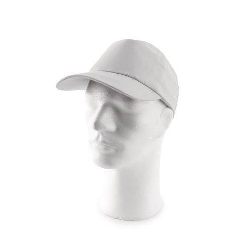 Čepice s kšiltem PHIL bílá