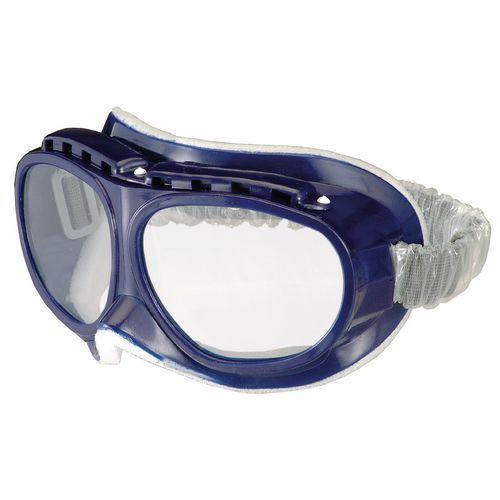 Uzavřené ochranné brýle Trip s čirými skly