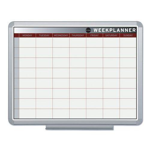 Magnetická týdenní plánovací tabule Sunflower