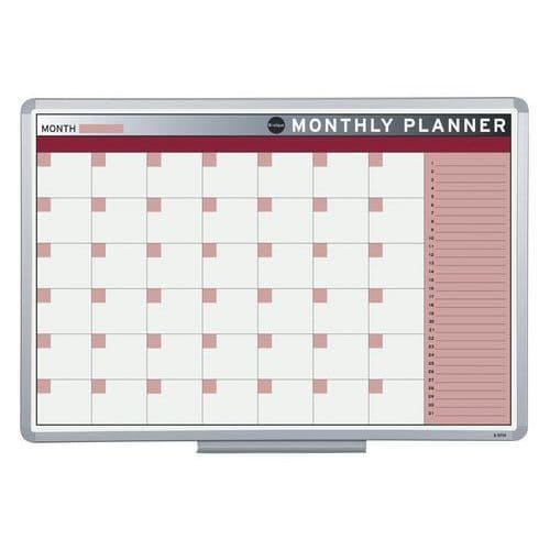 Magnetická měsíční plánovací tabule Tansy