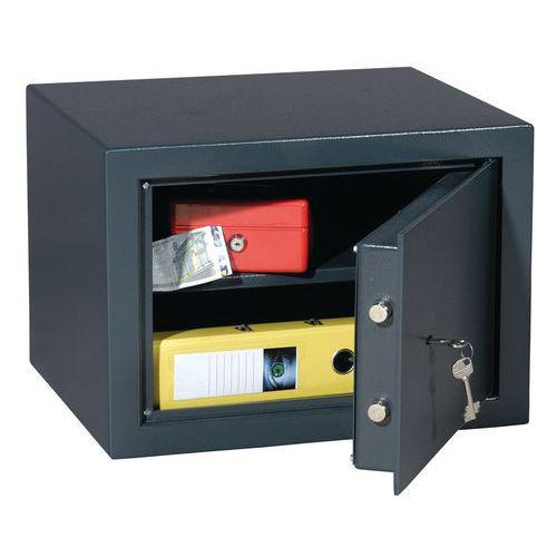 Nábytkový trezor Clever, bezpečnostní třídy Z3, 33 x 45 x 38 cm