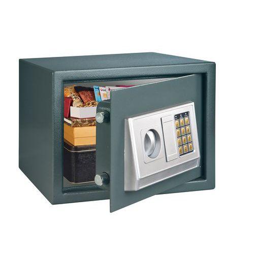 Nábytkový trezor Prostar One EL, bezpečnostní třídy Z1, 26 x 35 x 28 cm - Prodloužená záruka na 10 let