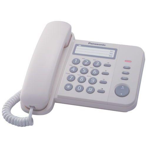 Telefon Panasonic KX-TS 520FXW