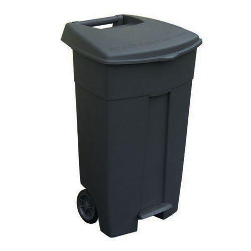 Plastová popelnice Merida, objem 120 l