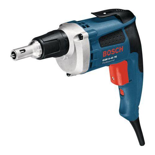 Bosch Univerzální sádrokartonářský šroubovák GSR 6-45 TE Professional