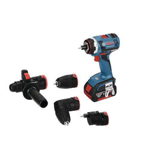 Aku šroubovák Bosch GSR 18 V-EC FC2 Professional; 1.700 ot/min