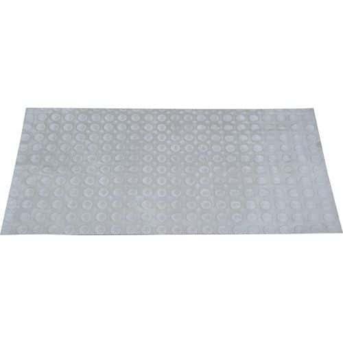 Gumová podložka na police 75 x 38,5 cm, šedá
