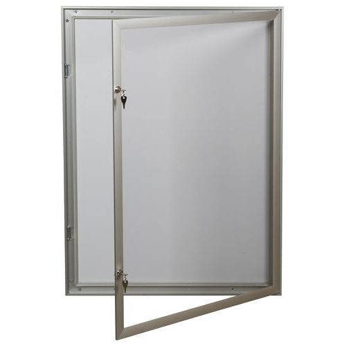 Magnetická vitrína SCS, 3 x A4