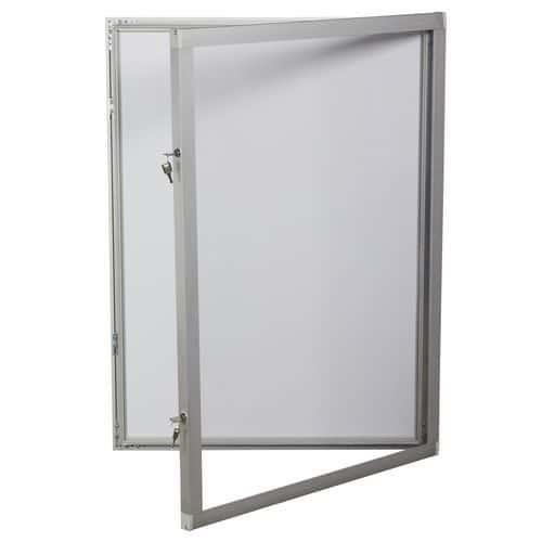Magnetická vitrína SCO, jednokřídlá, 6 x A4