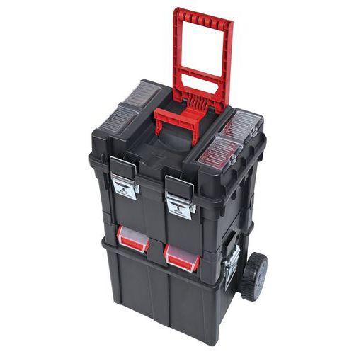 Mobilní kufr na nářadí HD Compact