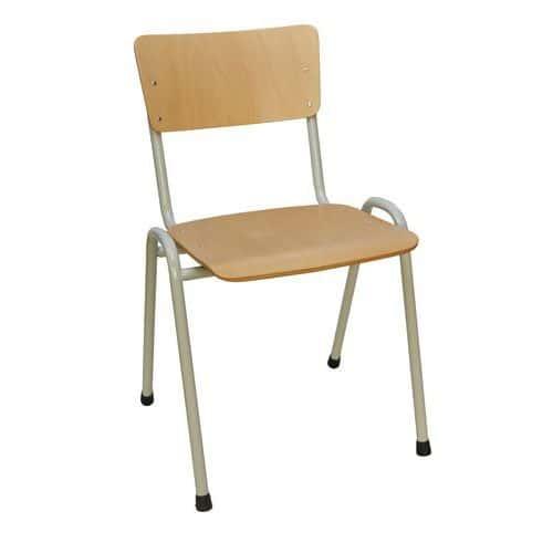 Dřevěná jídelní židle Grey