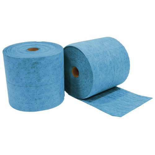 Sorpční koberec CMC, olejový, sorpční kapacita 174 l, 41 x 61 cm