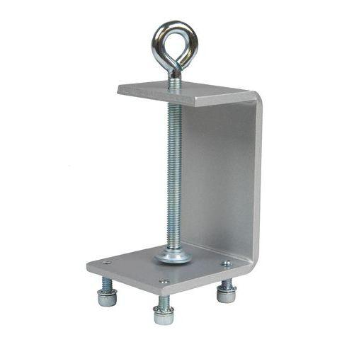 Svorka k upevnění kloubové lampy Silver