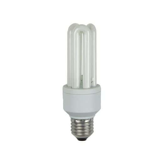 Úsporná žárovka 6U, 14 W, patice E27