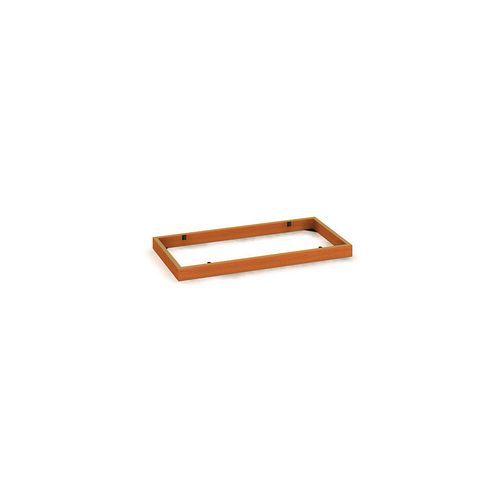 Široký sokl pod skříně Strong, 5 x 80 x 36 mm, dezén třešeň
