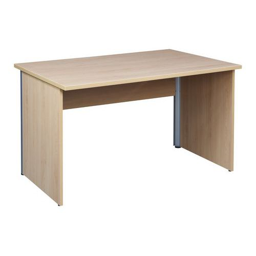 Kancelářský stůl Alfa 100, 120 x 80 x 73,5 cm, rovné provedení,