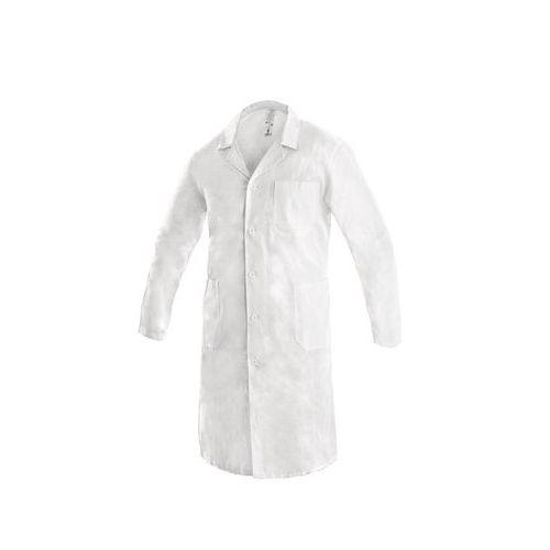 Pánský bílý plášť