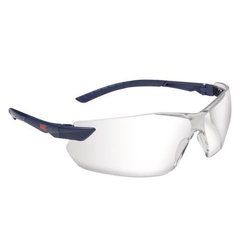 Nemlživé ochranné brýle 3M Elegant s čirými skly