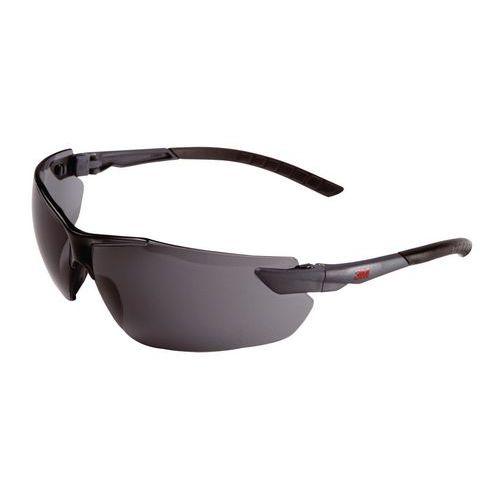 Nemlživé ochranné brýle 3M Elegant s kouřovými skly