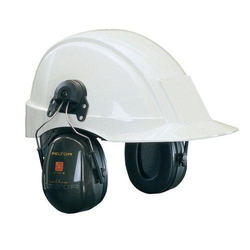 Mušlový chránič sluchu 3M PELTOR-GQ na přilbu, útlum 30 dB