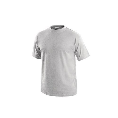 Pánské tričko s krátkým rukávem CXS, světle šedé